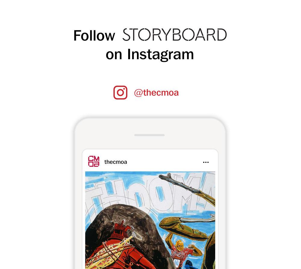 Follow Storyboard on Instagram